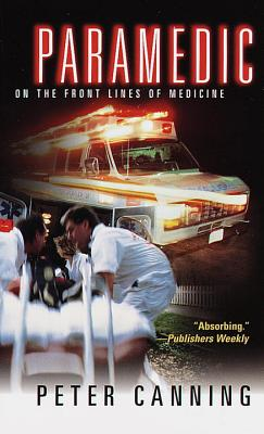 Paramedic By Canning, Peter